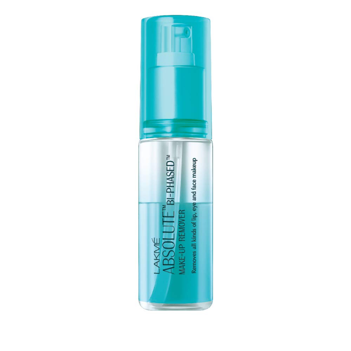 Lakmé Absolute Bi Phased Makeup Remover, 60ml