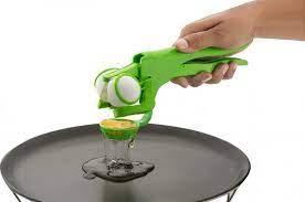 JOZZBY Plastic Handheld Egg Breaker, Egg Cracker, Egg Opener with Detachable Separator (Green)
