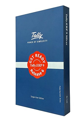 Tally.ERP 9 Silver GST Ready
