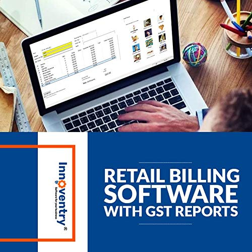 Innoventry - Lite Edition - Life Time - GST Ready Retail Billing Software