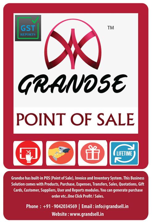 GRANDSE Billing Software
