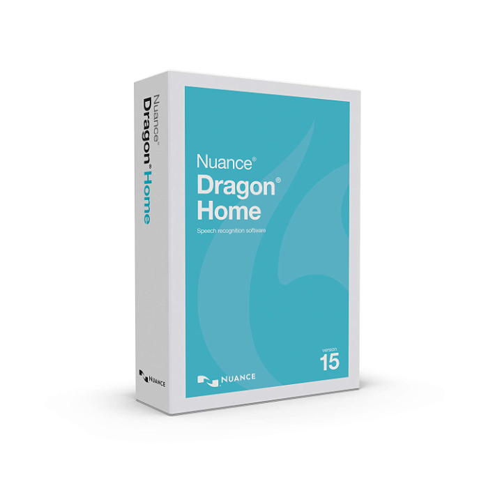 Dragon Home 15.0, Dictate Documents and Control your PC