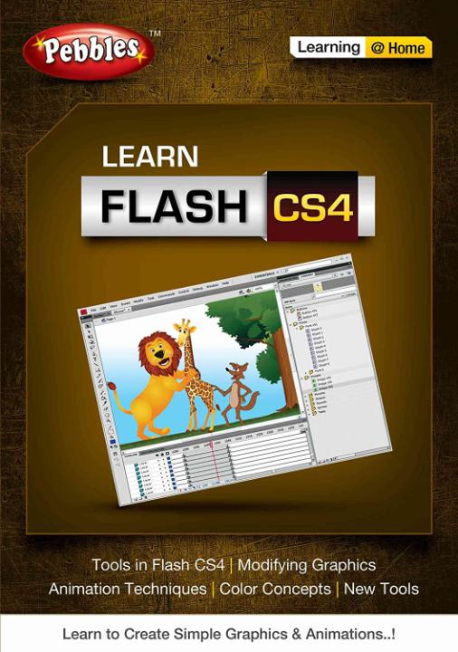 Pebbles Flash CS4
