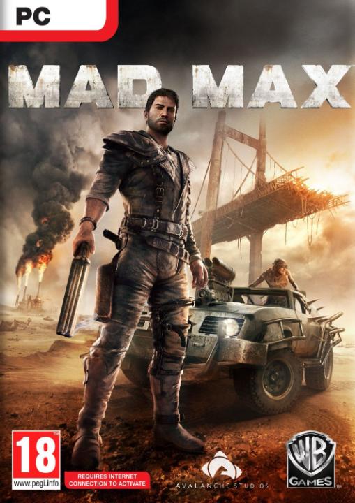 WB Games Mad Max Game Pc
