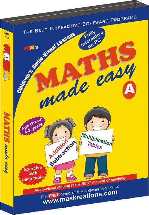Maths Made Easy-A