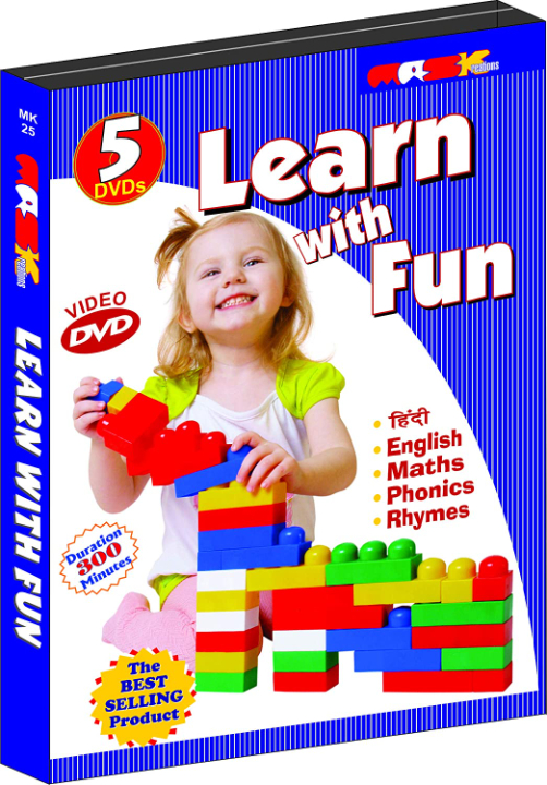 Mas Kreations Learn With Fun