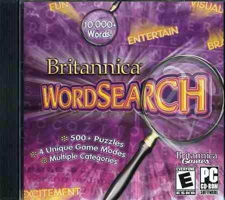Encyclopedia Britannica Word Search