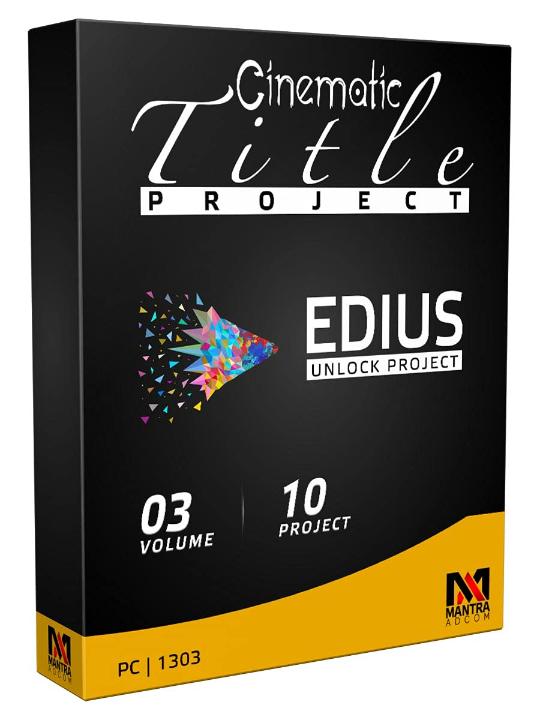 Edius Wedding Title Project