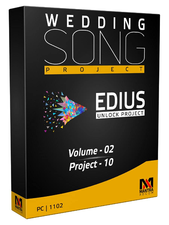 Edius Wedding Song Project