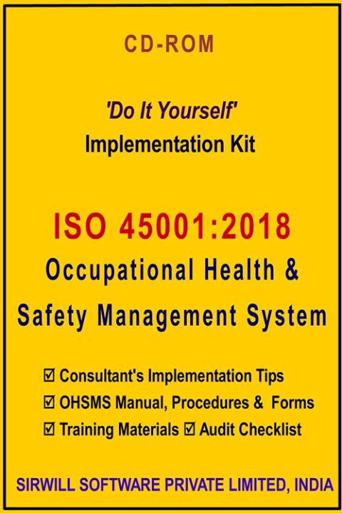 ISO 45001 : 2018 Implementation Kit