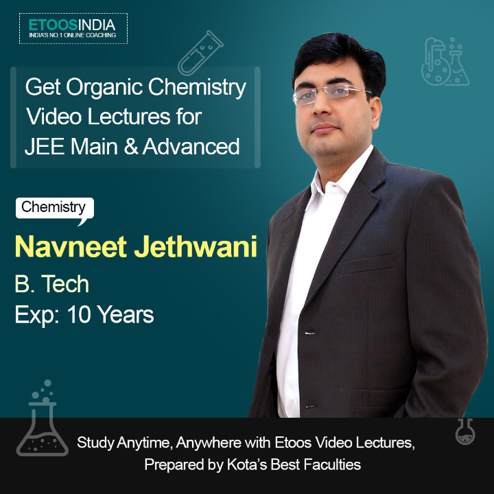 JEE Complete Organic Chemistry for Main and Advanced by NJ Sir