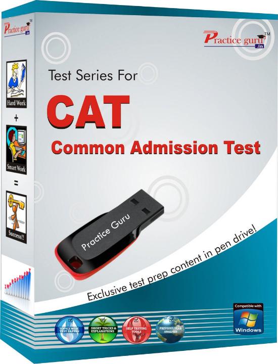 160 Offline Practice Test Papers for CAT
