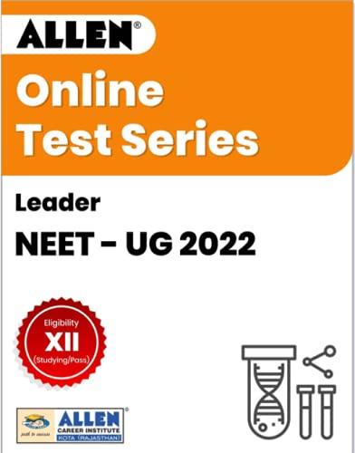 ALLEN- Leader NEET-UG 2022 Online Test Series