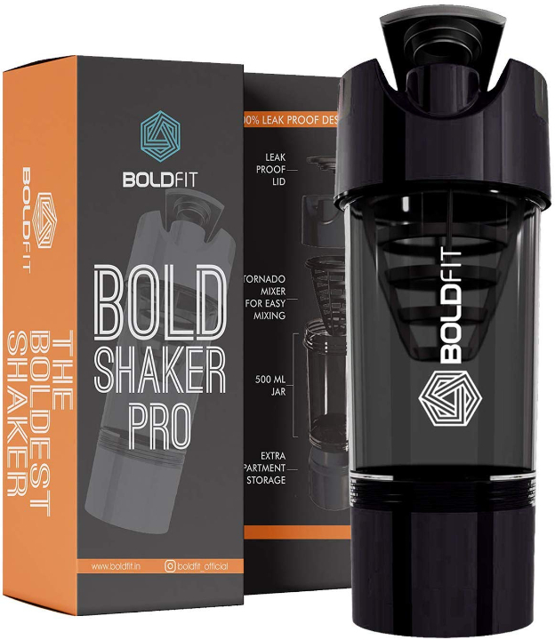 Boldfit Gym Shaker