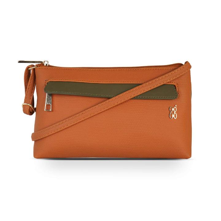 Baggit Spring-Summer 2021 Faux Leather Women's Satchel Bag