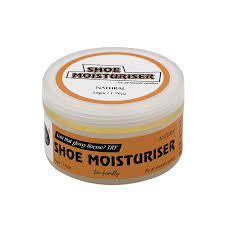 Shoe Mistri Natural Shoe Moisturiser Cream - Suitable for Soft Leather - 50 Gm
