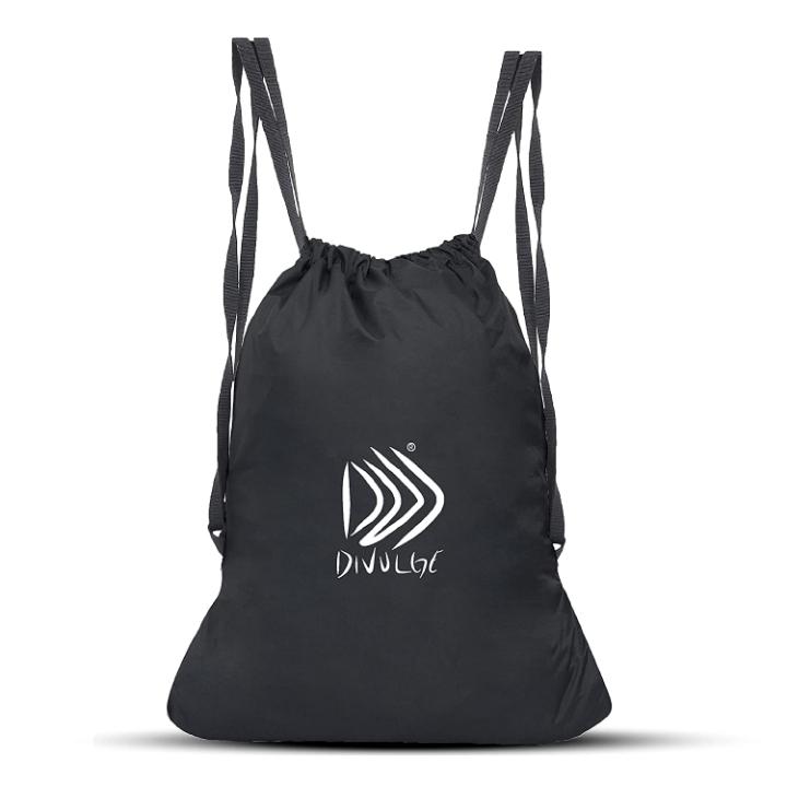 DIVULGE Drawstring Bag