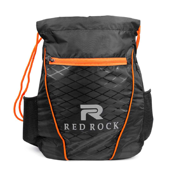 Red Rock Drawstring Bag