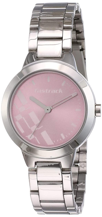 Fastrack Analog Dial Women's Watch