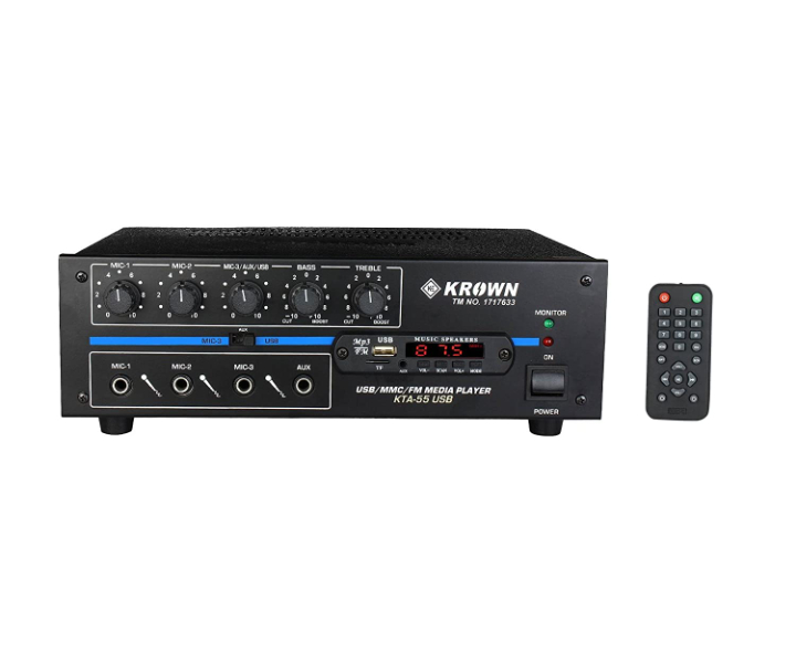 KEKROWN 55W PA Amplifier