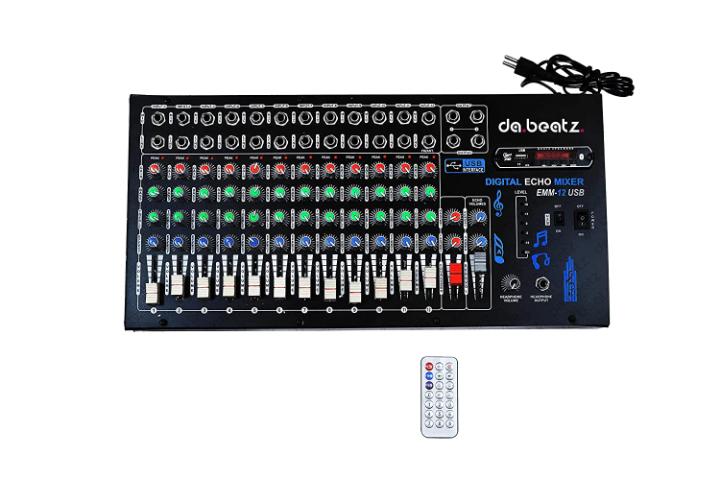 Da.Beatz Stereo Echo Mixer