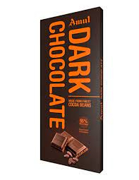 Amul Dark Chocolate, 150 g