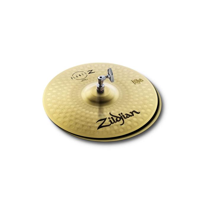Zildjian Planet Z HiHat Cymbal Pair