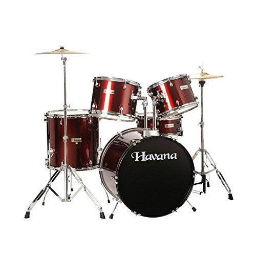 Havana Imported HV522 Acoustic Drum Set