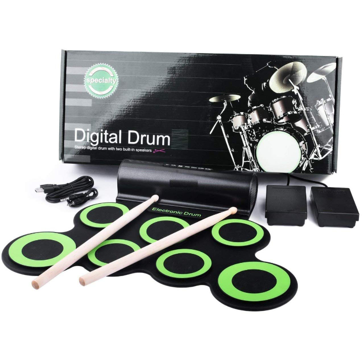 Powerpak G3001A Hand Roll Up Electronic Drum Pad