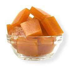 Dry Fruit Hub Aam papad 400gms, Premium Khatta Aam Papad Slice Bar, Aam Papad Khatta Mitha, Dried Mango, Dry Mango Slice