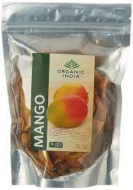 Organic India Dehydrated Mango Slices - 200 Gm