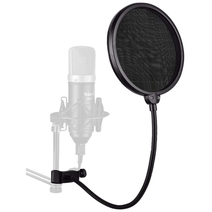 Studiostar Studio Pop Filter for Condenser microphone