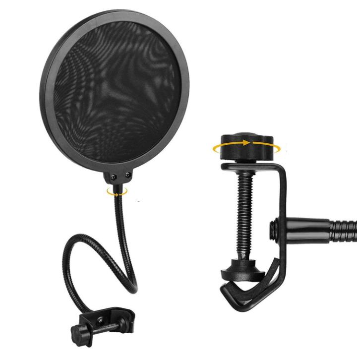 Techblaze Professional Microphone Filter Pop