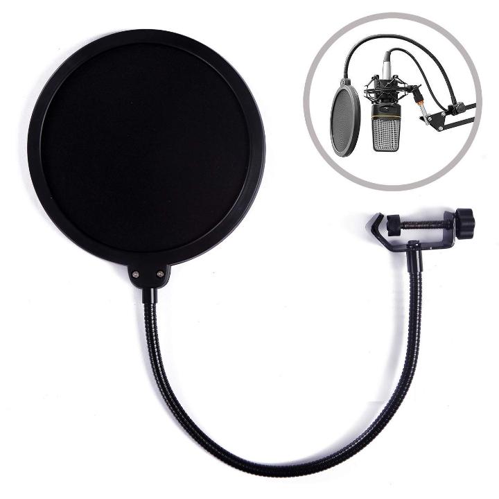 Blueberry Microphone Pop Filter
