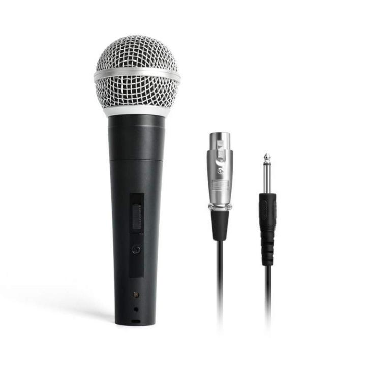 Maono AU-WDM01 Professional Dynamic Cardioid Vocal Wired Microphone