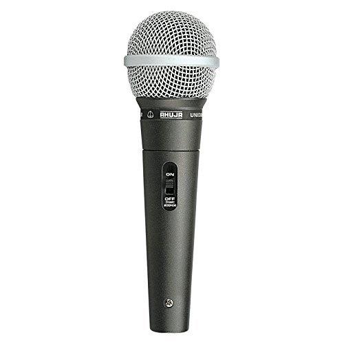 AHUJA AUD-98XLR Unidirectional Dynamic Microphone