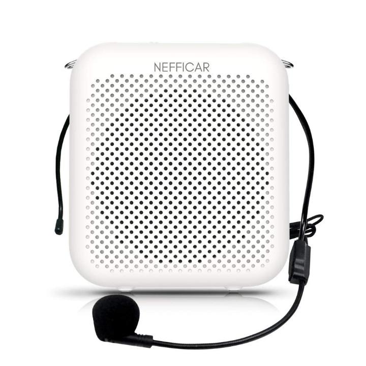 Nefficar N358 Portable 4000mAH Rechargeable Voice