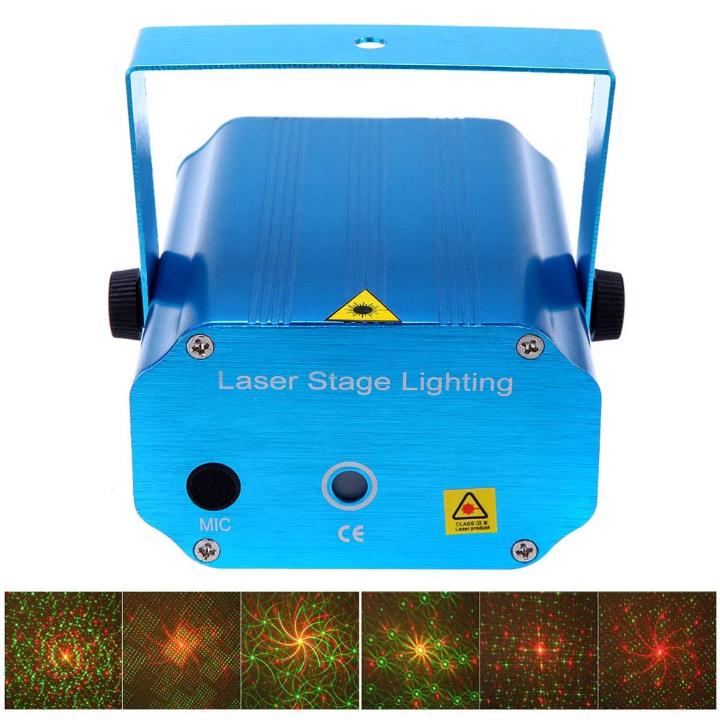 Protium_Mini LED Laser Projector