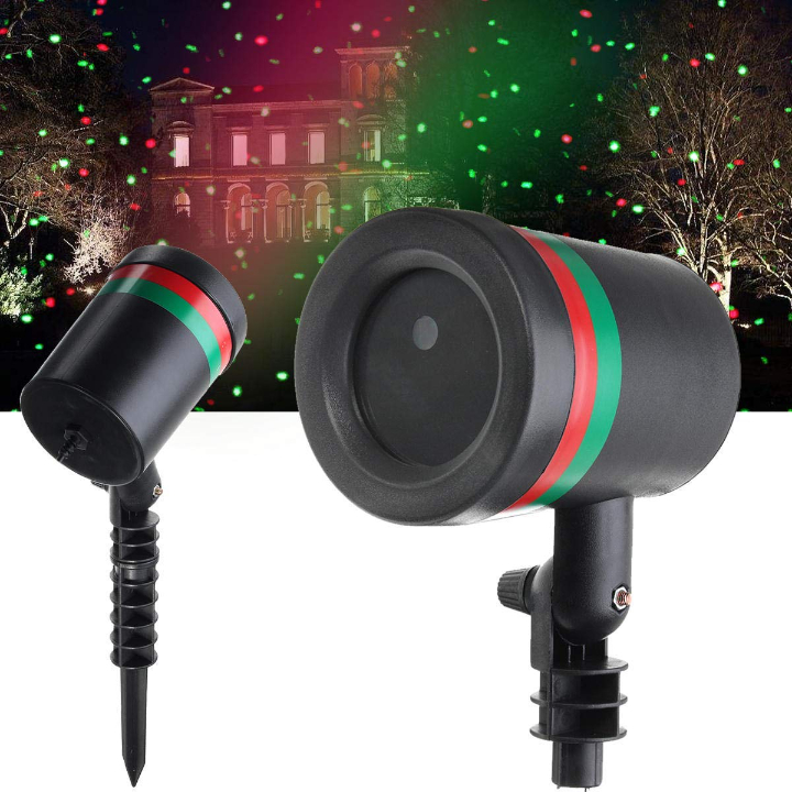 Saif led laser projector light