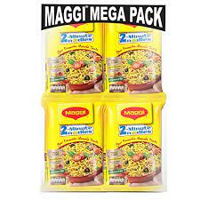 Maggi 2-Minute Noodles Masala, 70g (Pack of 12)
