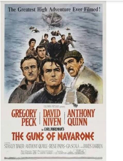 Memories of Navarone