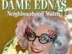 The Dame Edna Treatment
