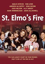 Making 'St Elmo's Fire'