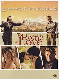 Con Amore: A Passion for Rome (The Making of To Rome with Love)